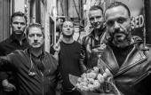 Alt-rock group Blue October will perform at the St. Augustine Amphitheatre's Backyard Stage.