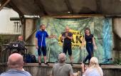 No two shows are the same since the audience takes the lead at Improv Night in Colonial Oak Music Park.
