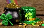 Celebrate St. Patrick's Day at the EMMA Guild Spring Fundraiser Luncheon in St. Augustine, FL.