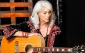 Emmylou Harris performs with the Red Dirt Boys on Friday, March 4, 2022.
