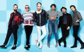 Fitz and the Tantrums will play the St. Augustine Amphitheatre Friday, May 28, 2021.