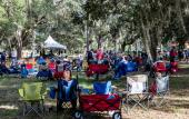 The Groove in the Grove music festival will feature live music from local bands, food trucks and family activities.