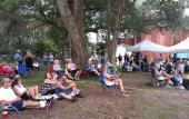 Relax and hear some of St. Augustine's finest local musicians at the Lincolnville Porch Fest.