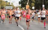 This charity 5K run/walk promotes breast cancer awareness and raises money for early detection services.