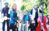 The Teal Cabana Club Band bring their chill, jazzy sound to the Romanza Festivale in St. Augustine.