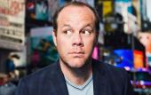 American comedian, actor and radio host  Tom Papa will return to the Ponte Vedra Concert Hall Thursday, Feb. 10, 2022.