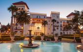 The magnificent Casa Monica Resort & Spa in historic St. Augustine, Florida.