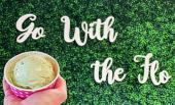 Go with the flo at Flo's Premium Ice Cream in Ponte Vedra, FL.