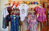 Kids clothing and much more are available at Go Fish in St. Augustine, Florida.