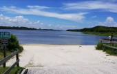 Guana Boat Ramp in Ponte Vedra Beach, Florida