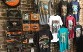 Bike clothing and more at Adamec Harley Davidson in St. Augustine, FL