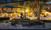 The Hispanic Garden in historic downtown St. Augustine, FL.