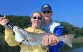 Guests can ctach exotic fish on the first coast with Inshore Adventures.