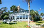 The Kingfish Grill offers a relaxing waterfront setting along with some of St. Augustine's best fresh seafood.