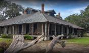 Lodge at Princess Place Preserve (taken by K. Weaver).