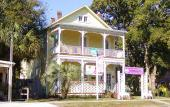 LuLi's Cupcakes is located just north of St. Augustine's historic district, across the street from the Mission Nombre de Dios.
