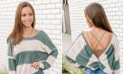 Sweater at Makk Fashions in Ponte Vedra, Florida