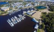 Marineland Marina south of St. Augustine, FL.