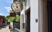 Exterior of Mimi's Famous Crepes in St. Augustine, Fl
