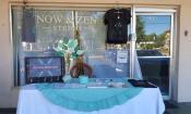 Outside Now &  Zen Studio in St. Augustine, FL.