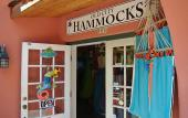 Old City Hammocks is conveniently located on St. George Street by the city gate.