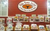 Olde Town Jerky in historic downtown St. Augustine, FL.
