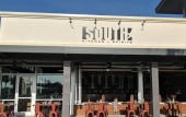 Outside of South Kitchen & Spirits in Nocatee, Florida