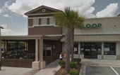 Entrance of The Loop in Nocatee, Florida