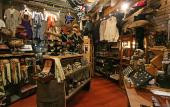 Inside the Pirate Store in St. Augustine, Fl