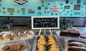 Desserts at Rockin' 50's Eatery in St. Augustine, FL