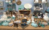 Sea-inspired and handcrafted items can be found at Sea Cove Gifts in St. Augustine, Florida.