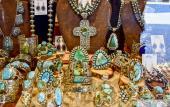 Native American jewelry from Silver Feather in St. Augustine, FL