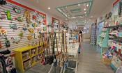 Inside So Mermazing Boutique on St. George Street in St. Augustine, Fl