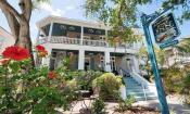 Outside Southern Wind Inn in St. Augustine, FL