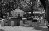 The Tolomato Cemetery, part of the Afterlife Tours in St. Augustine.
