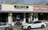 The Sweetwater Coffee Bar and Gallery at 8 Grenada Street in St. Augustine.