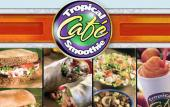 Tropical Smoothie Café offers smoothies, sandwiches, wraps and more in St. Augustine.