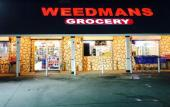 Weedman's Grocery and Butcher Shop, West of St. Augustine.