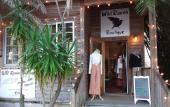 The Entrance to Wild Raven Boutique on Spanish Street in St. Augustine.
