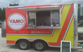 YAMO Food Truck in St. Augustine, Fl