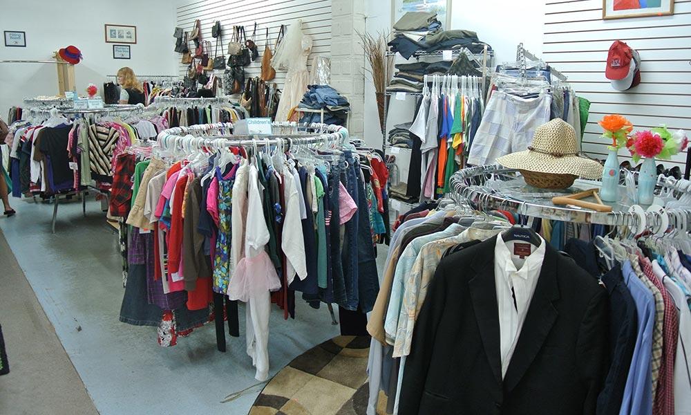 Ayla's Acres Thrift Shop   St. Augustine, FL