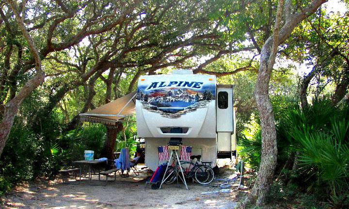 North Beach Camp Resort Visit St Augustine