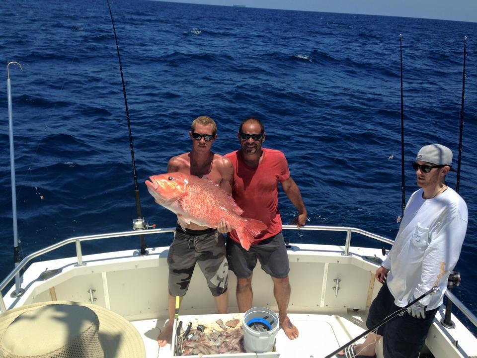 Drop down sport fish charters visit st augustine for Fishing charters st augustine