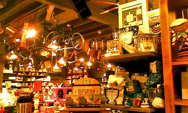 Cracker Barrel Gift Shop St Augustine Fl