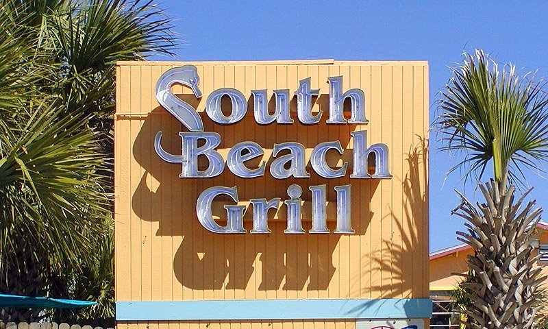 Located In Crescent Beach This Restaurant Offers Scenic Ocean Views