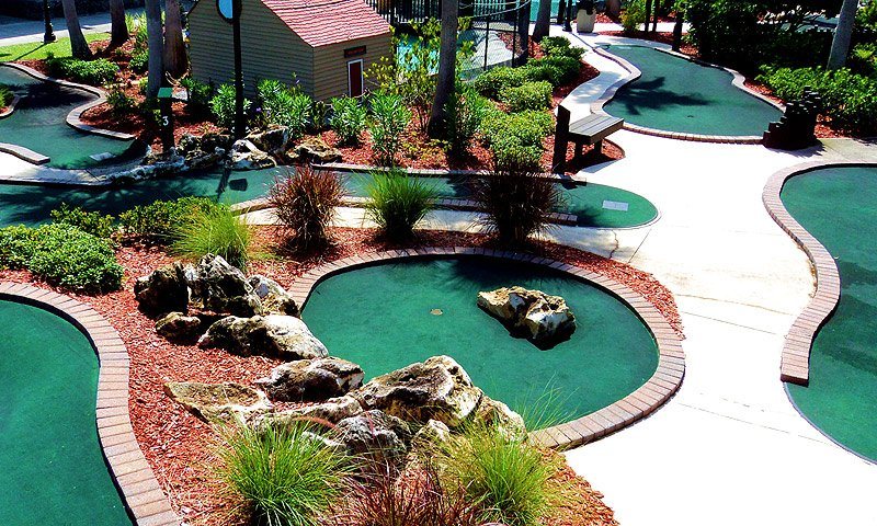 Mini Golf In Jacksonville Rend Lake College Golf Outlet
