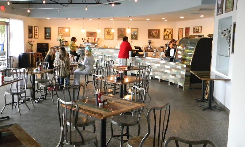 Gallery Cafe St Augustine Brunch