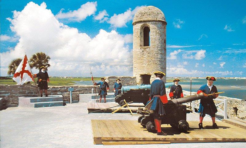 historic augustine free locals