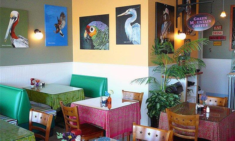Food Lovers Cafe St Augustine Menu