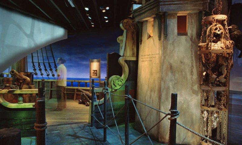 pirate treasure museum